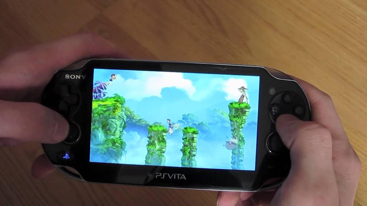 Обзор Rayman Origins для PS Vita
