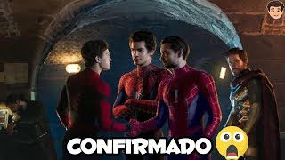 ULTIMA HORA: TOM HOLLAND suelta un increíble SPOILER sobre SPIDERMAN 3