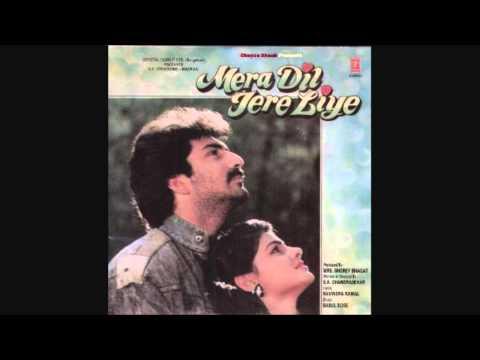 Pyar Agar Jurm Hai - Mera Dil Tere Liye (1991) - Full Song HD...