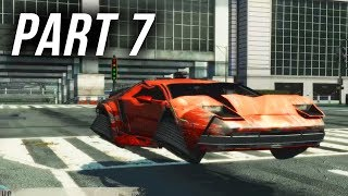 Burnout Paradise Remastered Gameplay Walkthrough Part 7 - FLYING CAR (Full Game)