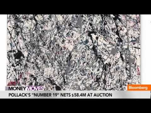 Christie's Art Sale Smashes Records for 12 Artists, Including Jackson Pollock
