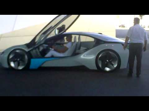 BMW VISION DRIVING SPY VIDEO, WERBE SPOT