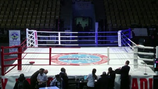 Ring 1 WAKO European Championships 2018