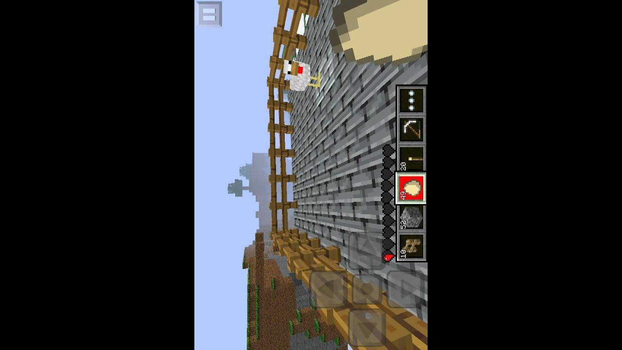 Chicken Minecraft pe Minecraft pe 0.4.0 How to Get