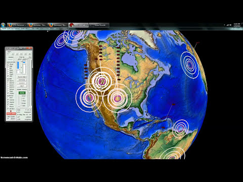 3/30/2014 -- Urgent Earthquake Watch -- Yellowstone, California, New Madrid, East Coast, PNW