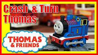 Toy Train Video for Children: Thomas and Friends Toy Train playing with toy fire engines