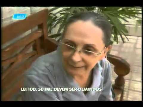 LEI 100/2007: 50.000 PROFISSIONAIS DA EDUCAÇÃO DEVEM SER DEMITIDOS