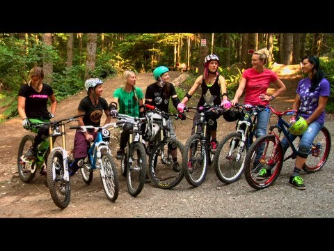 If She Can Do It - Women's MTB Film