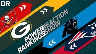 NFL Power Rankings Reaction Show: Giants Only 25? | NFL Network