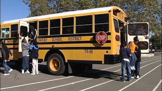 Bus Evacuation Drills for Students