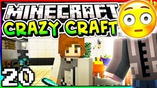 Minecraft: Crazy Craft 3.0 - Episode 20 - BEE GOT ME A GIRLFRIEND!?
