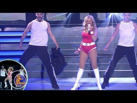Silvia Abril imita a Geri Halliwell - TCMS4