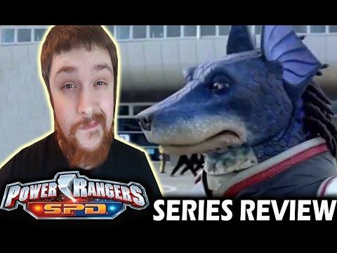 Power Rangers SPD Series Review