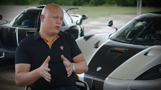 Koenigsegg with Castrol Edge - Millbrook proving ground