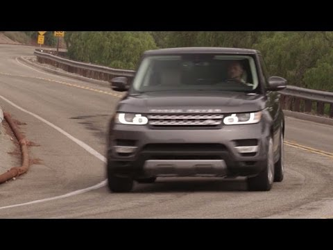 2014 Land Rover Range Rover Sport Review - TEST/DRIVE