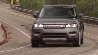 2014 Land Rover Range Rover Sport Review – TEST/DRIVE