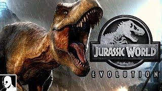 Jurassic World Evolution Deutsch - Meine eigene Dino Welt ! - Let's Play Gameplay German DerSorbus