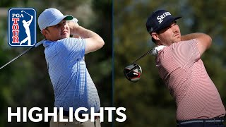 Highlights  Round 1  The American Express 2020