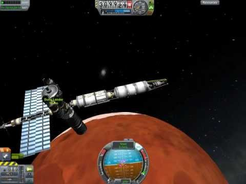 KSP 0.18 - Duna Science Station part 4 (DSS Habitat module)