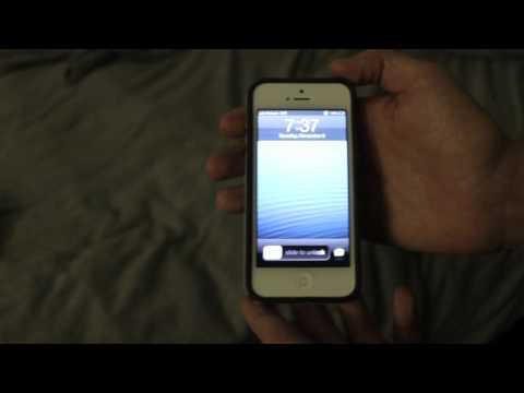 iPhone 5 Lock Button Broken...AGAIN