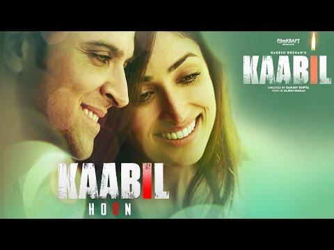 Kaabil Hoon Song (Audio) Kaabil | Hrithik Roshan, Yami Gautam | Jubin Nautiyal, Palak thumbnail