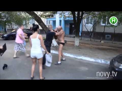 Священник на «мерсе» против новых полицейских - Абзац! - 9.09.2015