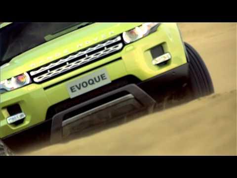 Land Rover Range Rover Evoque Commercial