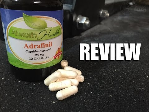 Adrafinil Review   Absorb Health @EpicBeasts