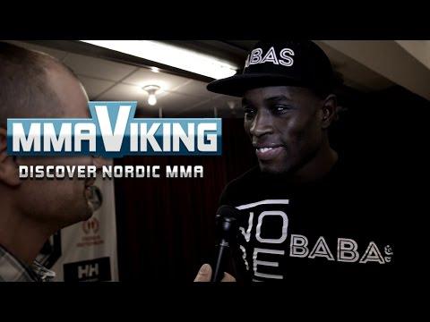 Sadibou Sy IRFA 7 Pre Fight Interview