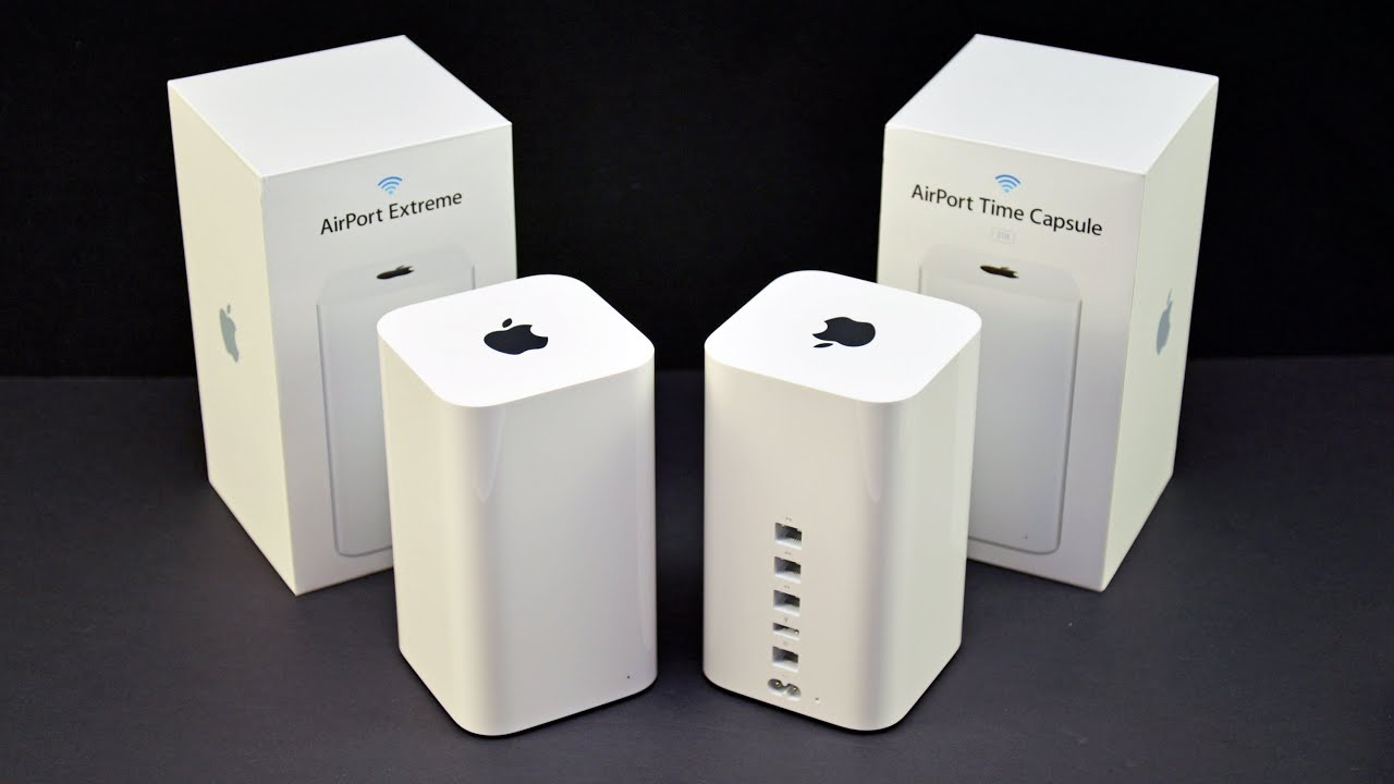 apple airport extreme setup for pc you