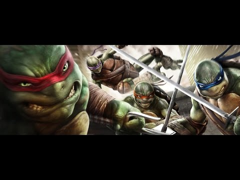 Teenage Mutant Ninja Turtles Out of the Shadows Intel Hd Graphics Test