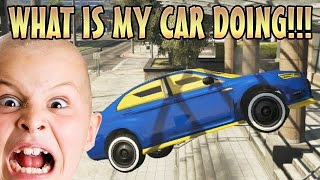 TRAPPING PEOPLE IN CAR TROLLING! (GTA 5 Mods)