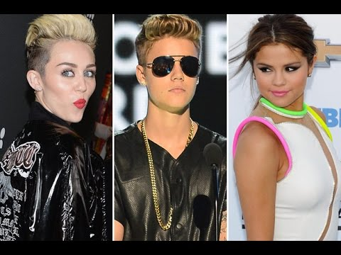 Selena Gomez & Miley Cyrus Both Pregnant With Justin Bieber's Baby!? (UPDATE)