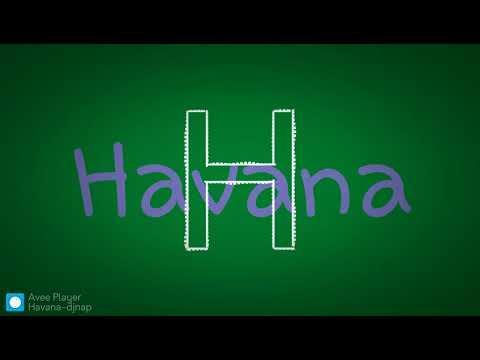 Havana djnap