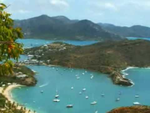Antigua:Caribbean Travel-Travel Video PostCard