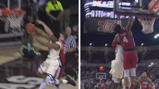 Ole Miss & Mississippi State Provide Must See Highlight Dunks But Which Is Better?