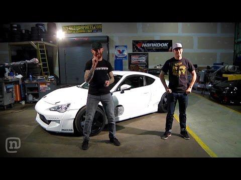 Drift Car Cooling System Builds & Suspension Upgrades: Drift Garage Ep. 203 video