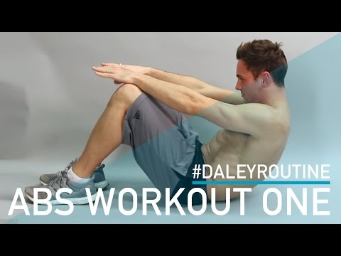 DALEY ROUTINE: ABS WORKOUT 1