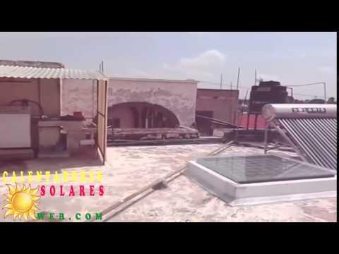 Calentadores solares bicentenario puebla