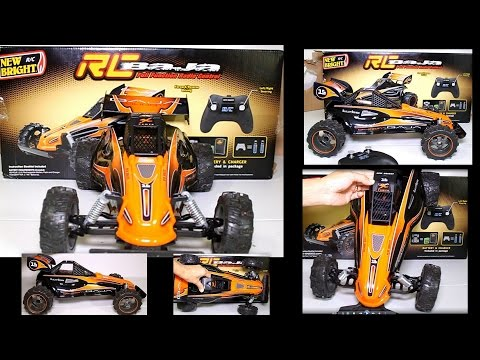 RC Baja Buggy Review Remote Control