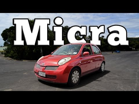 2004 Nissan Micra: Regular Car Reviews
