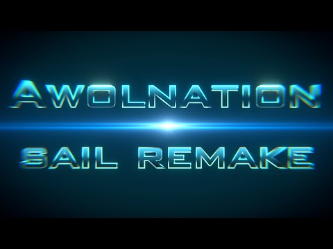 Awolnation | Sail Instrumental Cover video