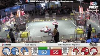Semifinal 2 - 2017 Lake Superior Regional