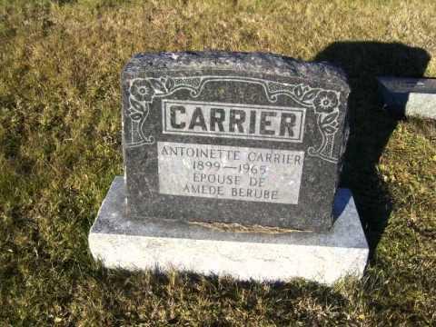 Cemetery Walk 8: Cochrane Catholic Cemetery