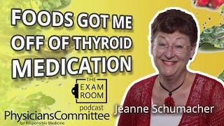 Jeanne Schumacher | Thyroid Health and Diet