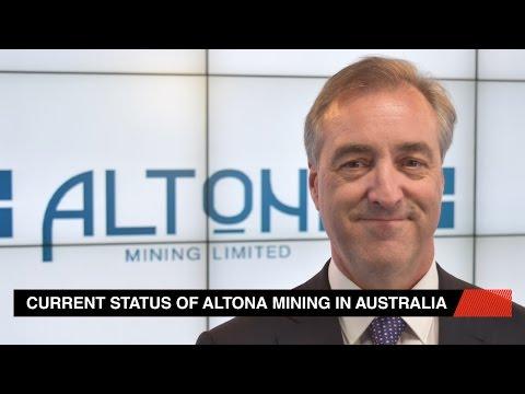 Mining Activities in Australia