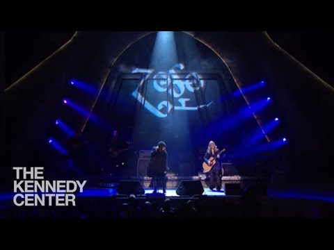 Stairway to Heaven (Led Zeppelin Tribute): Heart's Ann and Nancy Wilson - 2012 Kennedy Center Honors