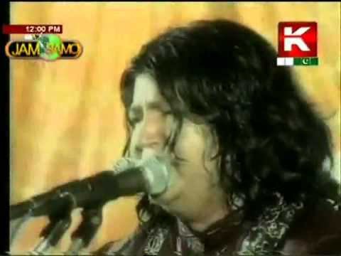Abida Parveen -- Lal Meri Pat Rakhiyo Bhala Jhole Lalan - Youtube.flv video