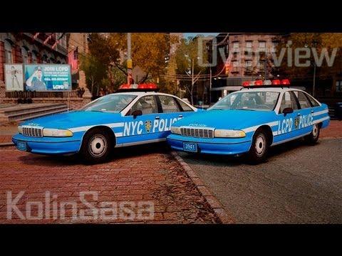 Chevrolet Caprice 1991 NYPD