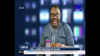 Togo : la 6e législature sur les rails. (l'invité lundi 11 02 2019)